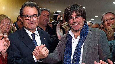 Mas da un paso al lado y anuncia que Carles Puigdemont será president de la Generalitat