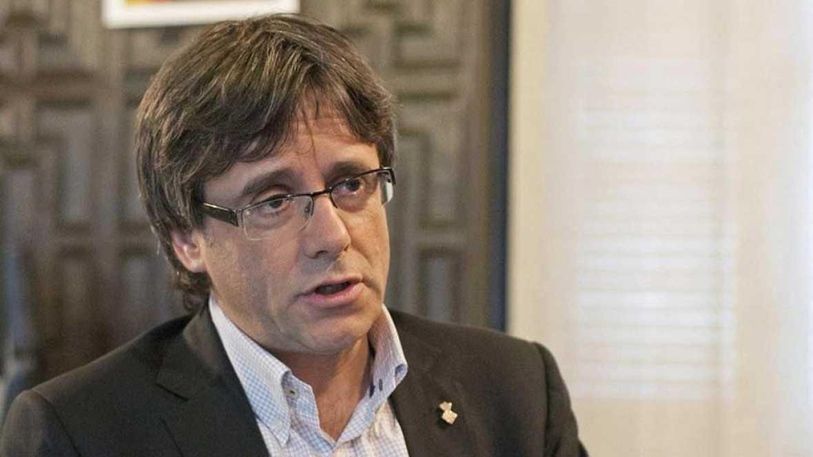 Carles Puigdemont, alcalde de Girona, será el nuevo presidente de la Generalitat