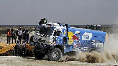 Aventura Dakar - 09/01/16 - ver ahora