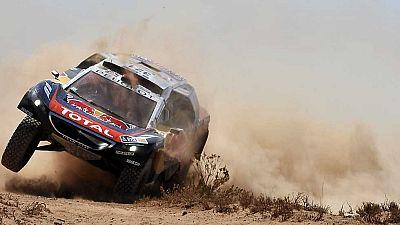 Rally Dakar 2016 - 7� etapa: Uyuni - Salta - Ver ahora