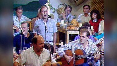 Tenderete - 10/01/2016 con Melquiades Cruz y viejos tendereteros