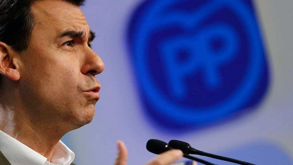 PSOE y PP reiteran su defensa de la ley y la Constitución