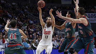 Baloncesto - Liga ACB.  15� jornada: Real Madrid-Baloncesto Sevilla - Ver ahora