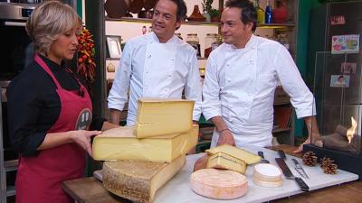 Cómo cocinar y combinar quesos