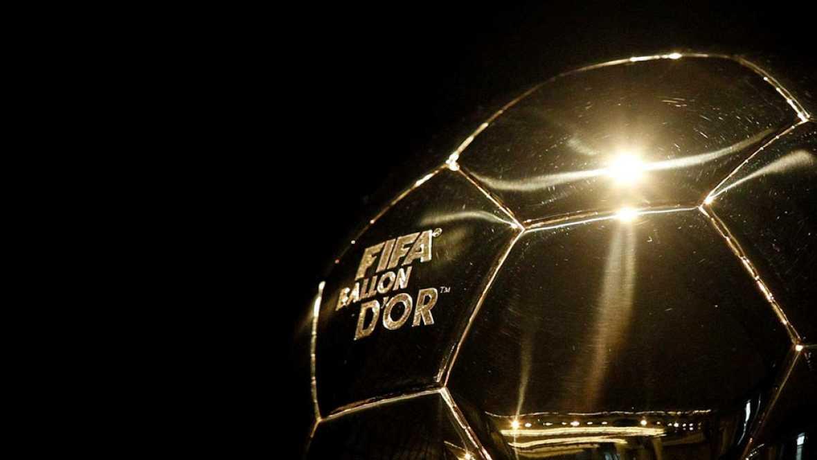 Messi, Crisitiano y Neymar, candidatos al Balón de Oro