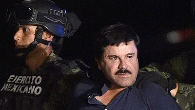 México recibe la documentación necesaria para la extradición a EE.UU de Chapo Guzmán
