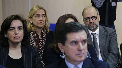 El fiscal, Hacienda y el abogado de la infanta piden aplicar la doctrina Botín para librarla del juicio