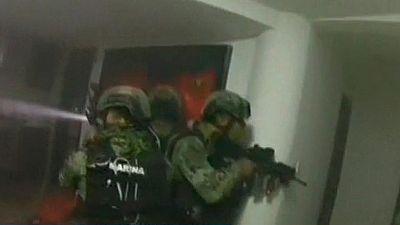 Disparos y explosiones durante la operación 'Cisne Negro': así fue la detención del 'Chapo' Guzmán