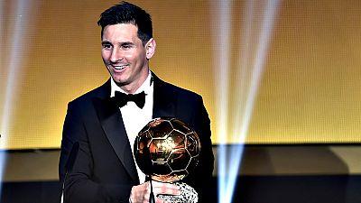 El argentino Leo Messi, con la consecución de su quinto Balón de Oro, ha liderado el éxito barcelonista en Zúrich, completado con el premio a Luis Enrique Martínez como mejor entrenador del año y con la presencia de cuatro azulgranas en el equipo ide