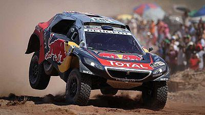 Aventura Dakar - 11/01/16 - ver ahora