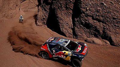 Rally Dakar 2016 - 8� etapa: Salta - Bel�n - Ver ahora