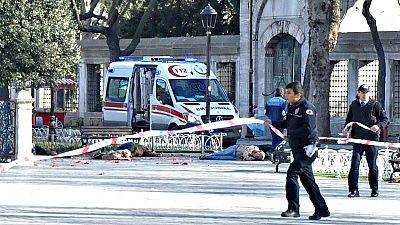 Al menos 10 muertos y 15 heridos en una explosión en el centro de Estambul