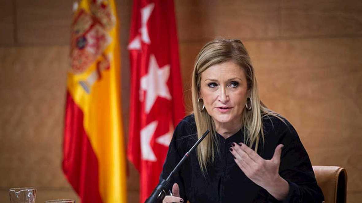 La comunidad de Madrid presenta su plan para la regeneración democrática