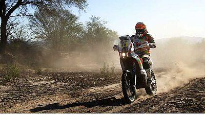 Aventura Dakar - 12/01/16 - ver ahora
