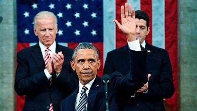 Obama reivindica su mandato y el liderazgo de EE.UU. en el mundo