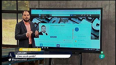 A punto con La 2 - Redes sociales con Manuel Moreno: LinkedIn