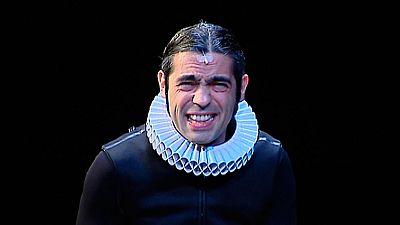 En el 400 aniversario de la muerte de Cervantes la compañía Ron LaLá sube a escena a algunos de sus personajes