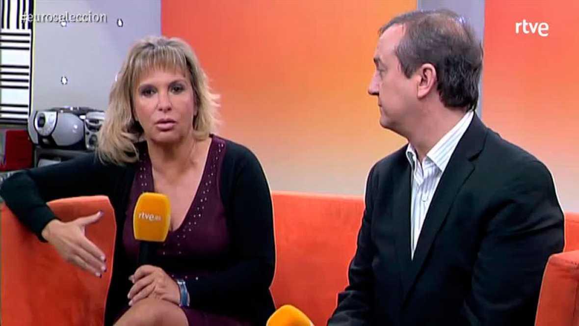 Eurovisi�n 2016 - Videoencuentro con To�i Prieto y Federico Llano