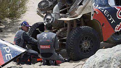 Aventura Dakar - 13/01/16 - ver ahora