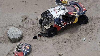 Rally Dakar 2016 - 10� etapa: Bel�n - La Rioja - Ver ahora