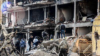 Atentado con coche bomba del PKK en Turquía