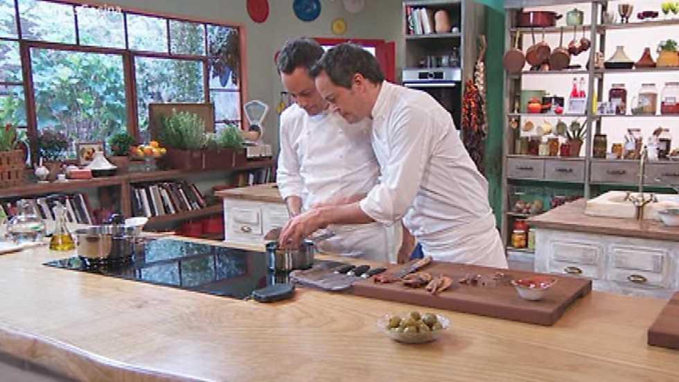 La cocina de sergio en la primera recetas share the for La cocina de sergio