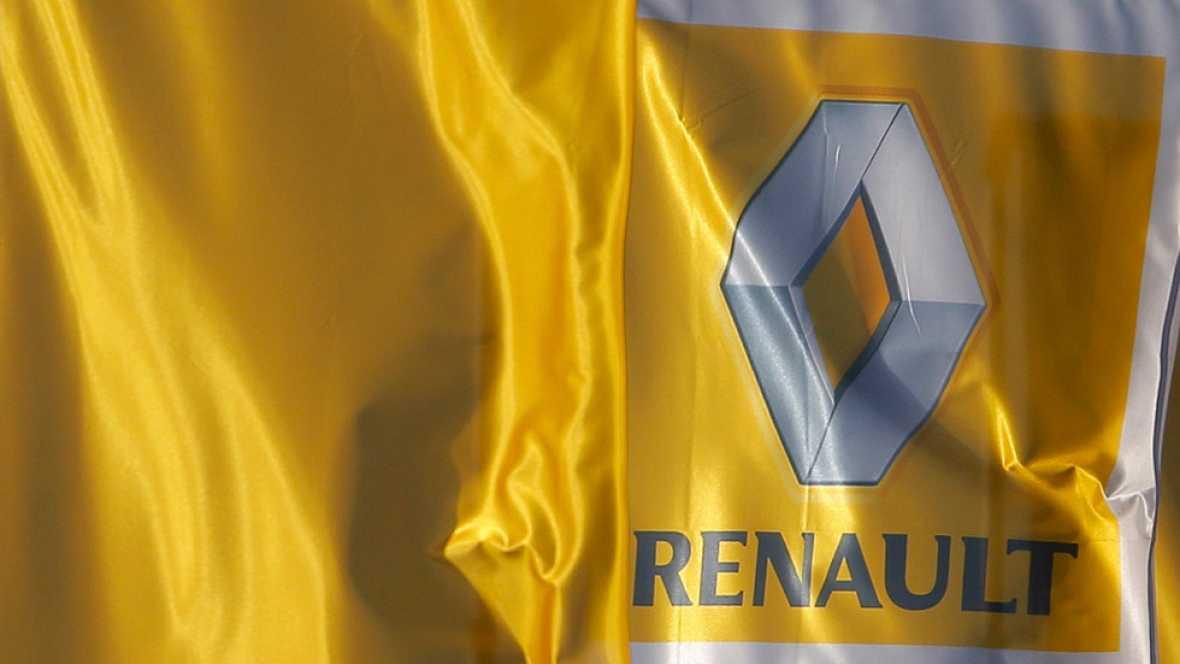 Las acciones de Renault se desploman tras conocerse el registro de sus sedes