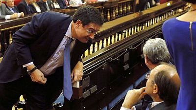 """Óscar López niega que la cesión de cuatro senadores a DiL y ERC sea un """"gesto"""" para conseguir una futura investidura"""