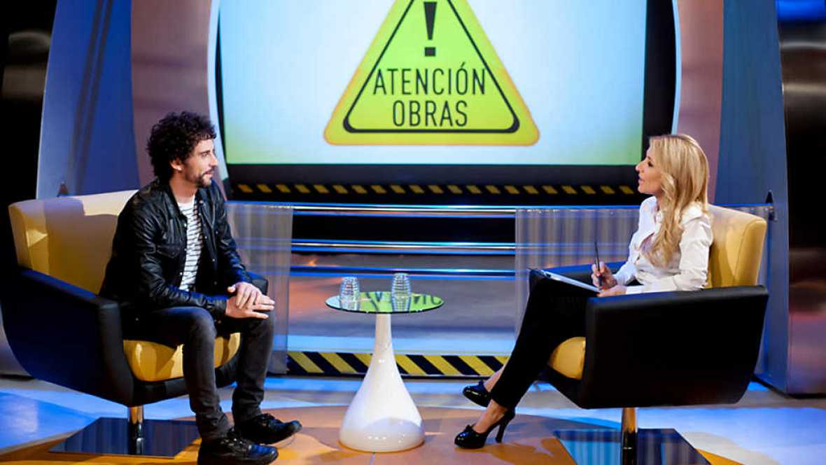 Atención Obras - Paco León, El Langui, música de cine y más - ver ahora