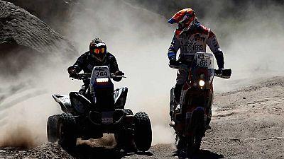 Rally Dakar 2016 - 11� etapa: La Rioja - San Juan - Ver ahora