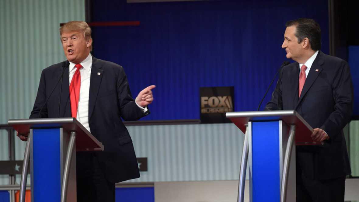 Debate Republicano La 1 (7.00 am)