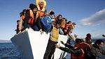 La tarde en 24 horas - La situación de los refugiados en Lesbos