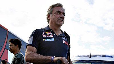 """""""Yo me doy un plazo de reflexión, que es lo que he dicho desde el primer Dakar. En este tiempo analizo como ha sido la carrera, si me he divertido, he disfrutado y si he sido competitivo. Creo que este año he estado bien físicamente, he ido bastante"""