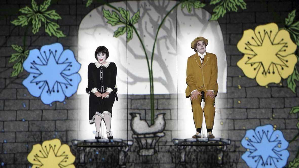 'La flauta mágica' llega al Teatro Real de Madrid con una puesta en escena innovadora