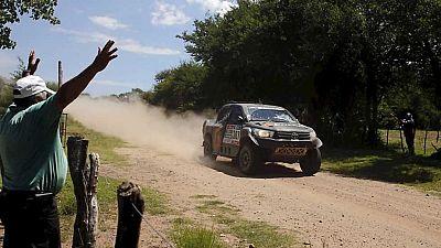 Aventura Dakar - 15/01/16 - ver ahora