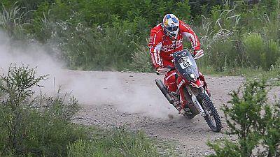 Rally Dakar 2016 - 12� etapa: San Juan - Villa Carlos Paz - ver ahora