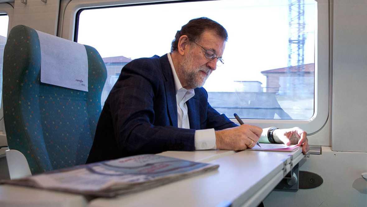 Rajoy insiste en su propuesta de un gran pacto con el PSOE