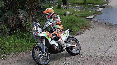 Aventura Dakar - 16/01/16 - ver ahora