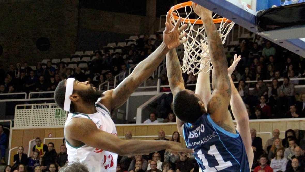 Morabanc Andorra 92 - 73 Baloncesto Sevilla 73