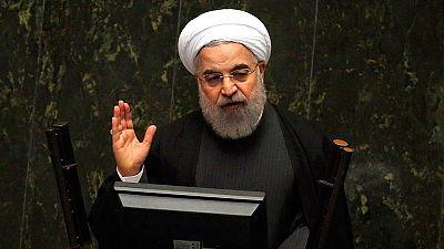"""Irán celebra el fin de las sanciones y sus """"nueva relaiones"""" con el mundo"""