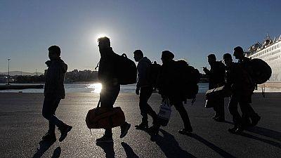 Los bomberos españoles voluntarios ya están en libertad