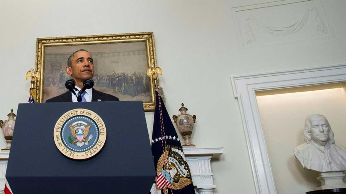 Obama defiende el acuerdo nuclear con Irán