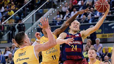 Baloncesto - Liga ACB.  16� jornada: Herbalife Gran Canaria - FC Barcelona Lassa - Ver ahora