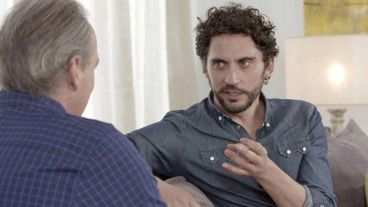 Paco León, próximo invitado de Bertín Osborne en 'En la tuya o en la mía'