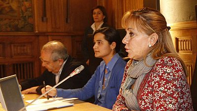 Asesinato de Isabel Carrasco: Montserrat González, su hija y una policía municipal se enfrentan a 23 años de prisión