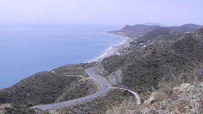A vista de p�jaro - Almer�a