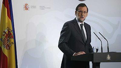 """Rajoy: """"si hacemos las cosas bien España puede seguir creciendo a buen ritmo y crear empleo"""""""