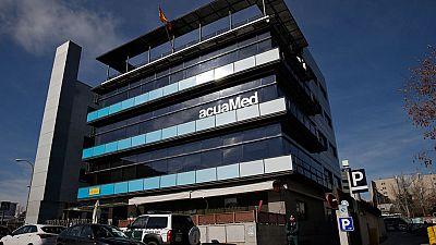 Directivos de Acciona y FCC entre los 13 detenidos por el presunto fraude de Acuamed