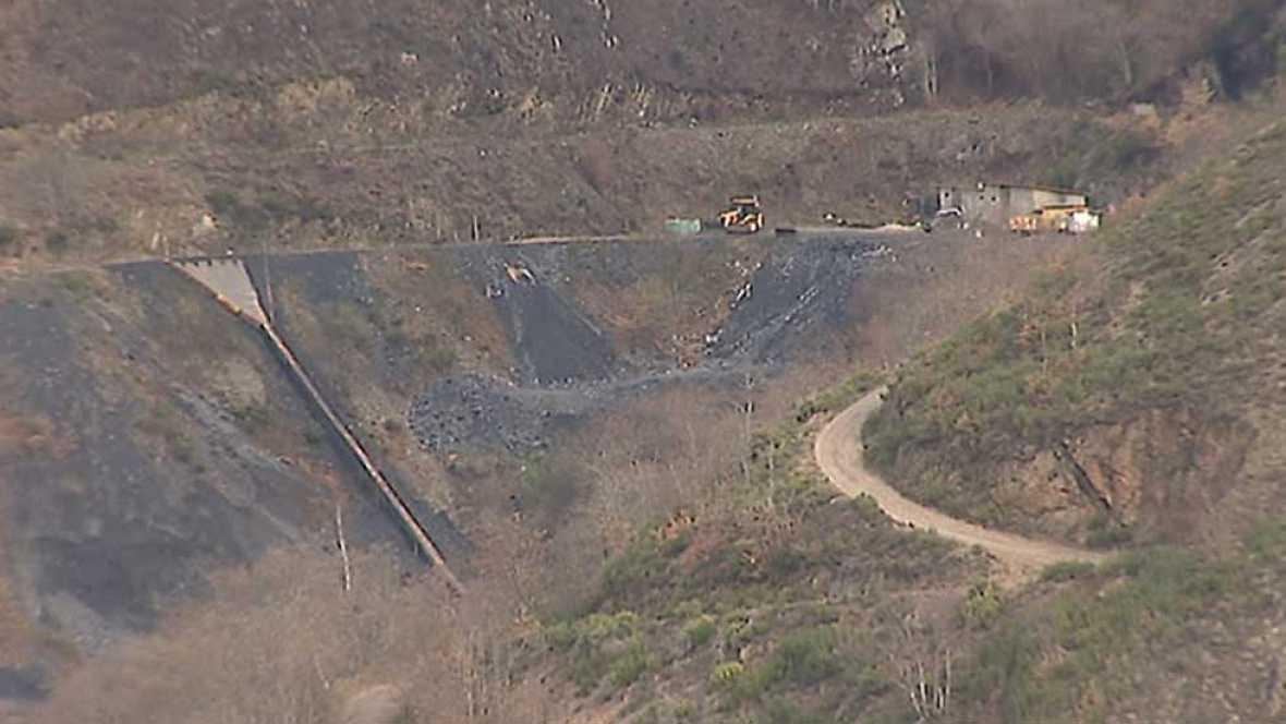 Muere un joven de 27 años en una mina de carbón de la localidad asturiana de Cangas del Narcea