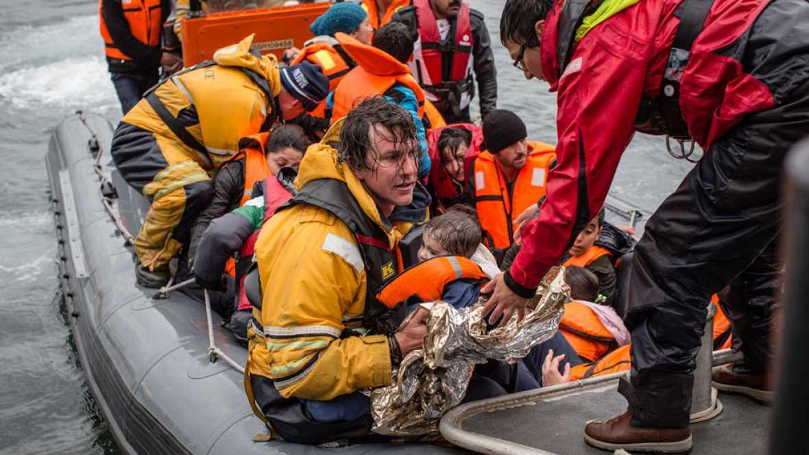 """La Unión Europea ha fallado """"catastróficamente"""" en la crisis de los refugiados, según MSF"""